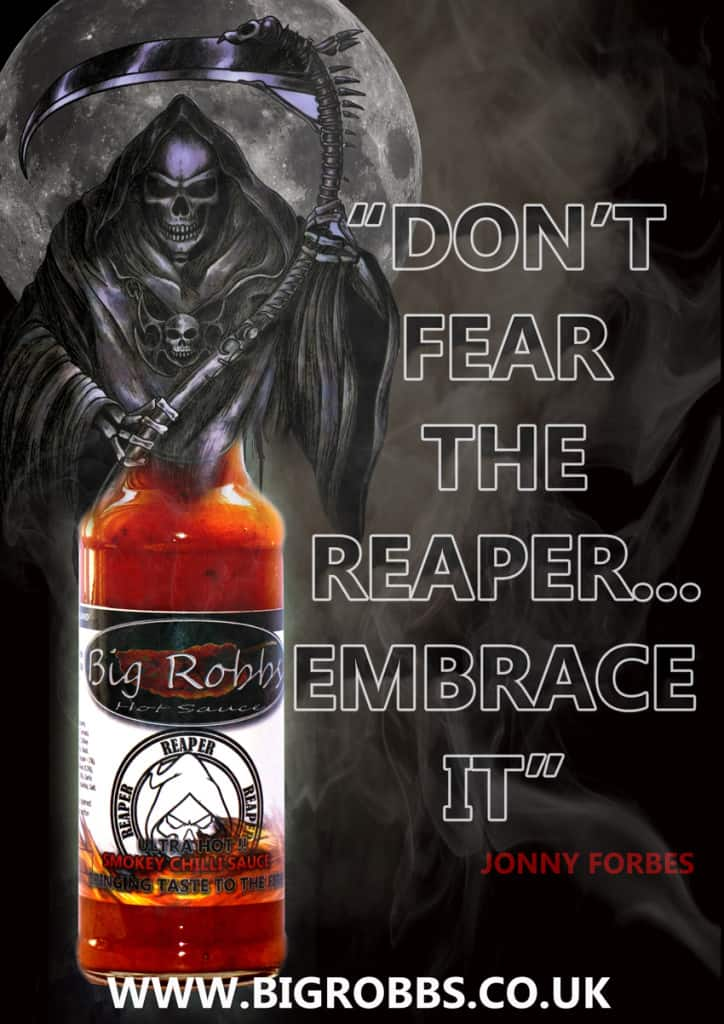 REAPER JONNY aDVERT 850