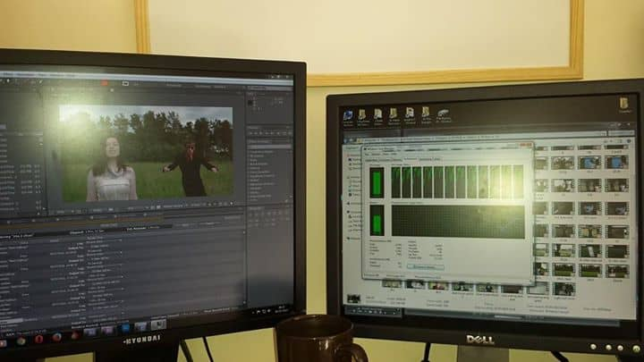 Video Editing Monitors