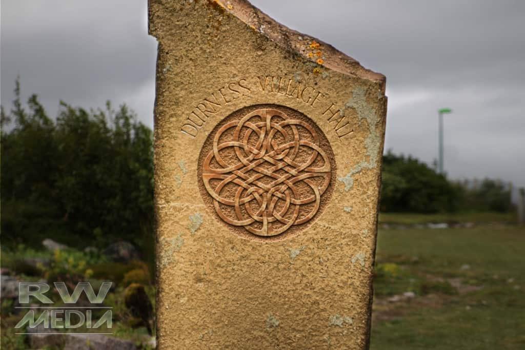 village crest