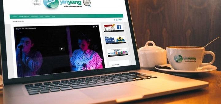 yin yang website